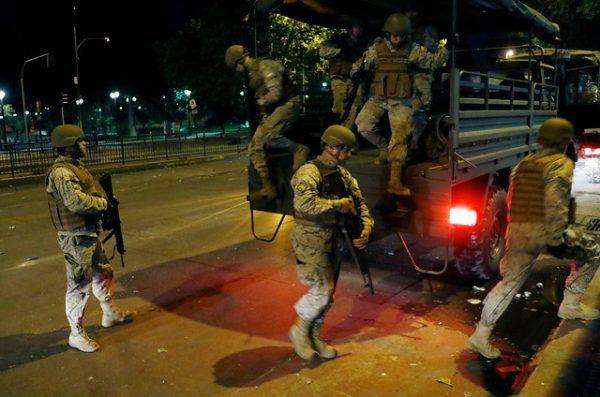 Chile extiende nuevamente estado de excepción por COVID-19