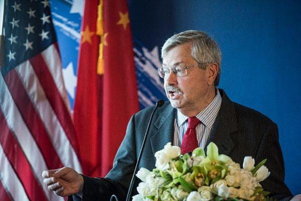 El embajador de EEUU en China dejará el cargo